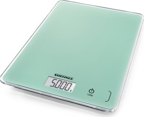 Soehnle Page Compact 300 electronic kitchen scale mint to be (61513)