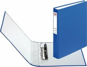 Herlitz maX.file protect Ringhefter A5, 25mm, blau (5365044)