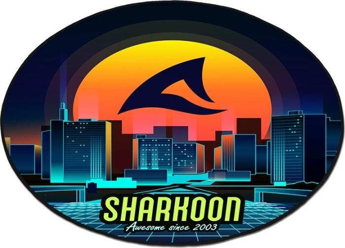 Sharkoon Skiller SFM11 Floor Mat, Retro