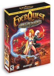 Everquest: Gates Of Discord (Add-on) (MMOG) (niemiecki) (PC)