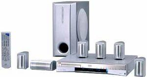 JVC TH-A75R silver