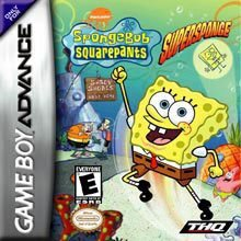 Sponge Bob Squarepants - Supersponge (GBA)