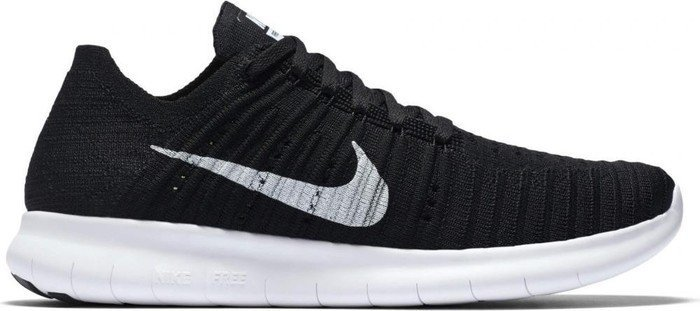 Nike Free RN Flyknit schwarz/weiß (Damen) ab € 99,90 (2019 ...
