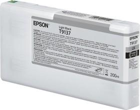 Epson Tinte T9137 schwarz hell (C13T913740)