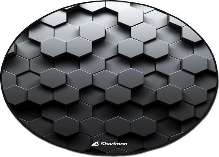 Sharkoon Skiller SFM11 Floor Mat, Hex