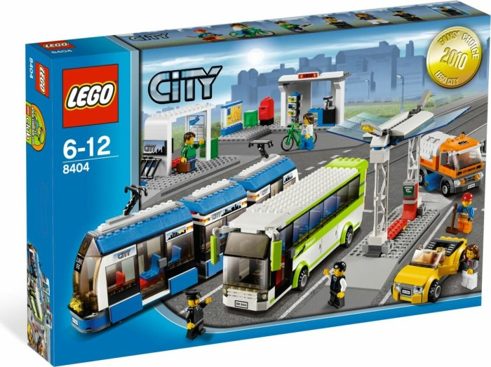LEGO - City Town - Public Transport (8404) -- via Amazon Partnerprogramm