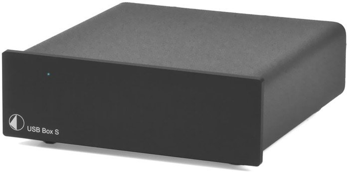 Pro-Ject USB Box S black