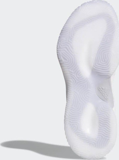 new styles f0b98 6e87e adidas Crazy Explosive 2017 Primeknit Low crystal whitegrey two (Herren)  (CQ0443)