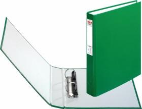 Herlitz maX.file protect Ringhefter A5, 25mm, grün (5365051)