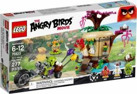 LEGO Angry Birds - Bird Island Egg Heist (75823)