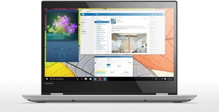 Lenovo Yoga 520-14IKBR silber, Core i5-8250U, 8GB RAM, 128GB SSD (81C8007SGE)