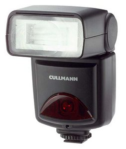 Cullmann 42 AF-Powerzoom flash for Canon (60140)
