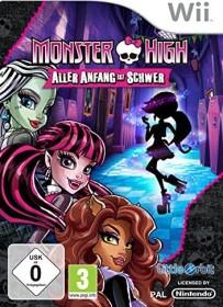 Monster High: Aller Anfang ist schwer (Wii)