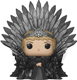 FunKo Pop! TV: Game of Thrones - Cersei Lannister sitting on Iron Throne (37796)