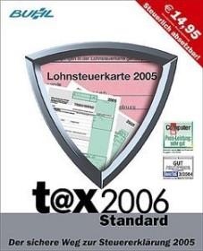 Buhl Data t@x 2006 Standard (PC)