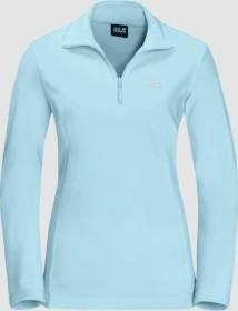 Jack Wolfskin Gecko Shirt langarm frosted blue (Damen) (1703771-1231)