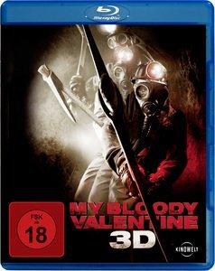 My Bloody Valentine (Remake) (3D) (Blu-ray)