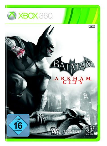 Batman - Arkham City (German) (Xbox 360)