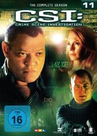 CSI Season 11 (UK)