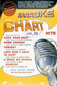 Karaoke: Chart Hits 6 (DVD)