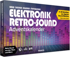 Franzis Elektronik-Retro-Sound Adventskalender 2020