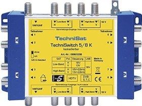 TechniSat TechniSwitch 5/8 K (0000/3258)