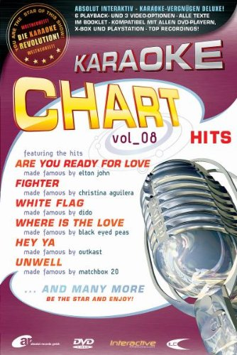 Karaoke: Chart Hits 8 -- via Amazon Partnerprogramm