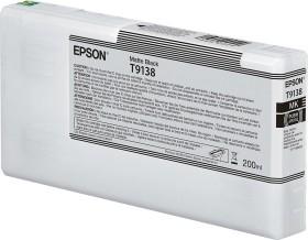 Epson Tinte T9138 schwarz matt (C13T913840)