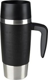 Emsa Travel Mug Handle Isolierbecher 0.36l schwarz (514096)