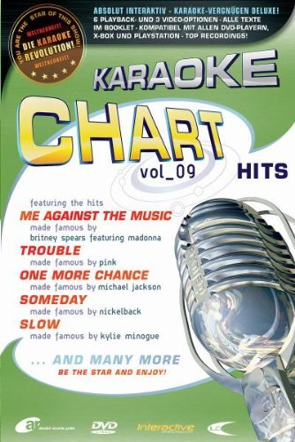 Karaoke: Chart Hits 9 -- via Amazon Partnerprogramm