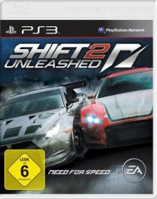 Need for Speed - Shift 2 Unleashed (PS3)