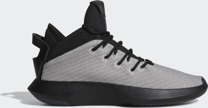 reputable site 8d017 31426 adidas Crazy 1 ADV Primeknit greysilver metalliccore black (men) (