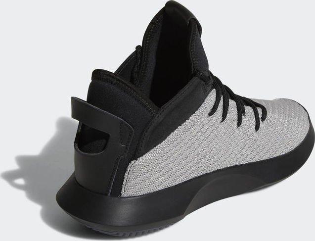 online retailer 9e33b d3b0c adidas Crazy 1 ADV Primeknit greysilver metalliccore black (Herren)  (CQ0975) ab € 64,99 (2018)  heise online Preisvergleich  Deutschland