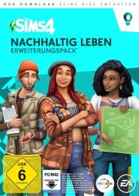 Die Sims 4: Nachhaltig Leben (Download) (Add-on) (PC)