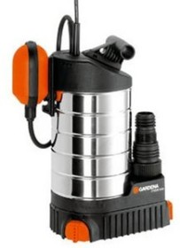 Gardena 21000 stainless steel electric submersible pump (1787)