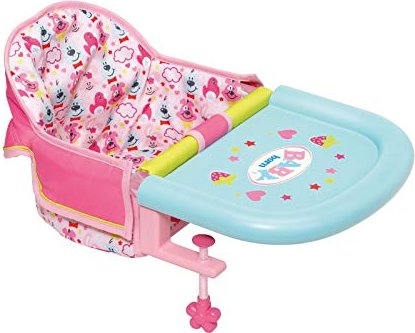 zapf creation baby born zubehör tischsitz 825235 starting from