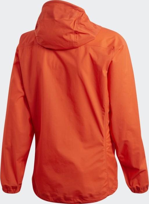 adidas Agravic 3 Layer Jacke orangehi res red (Herren) (CG2498) ab ? 168,00