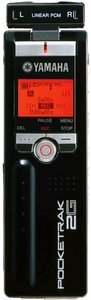 Yamaha Pocketrak 2G digital Recorder