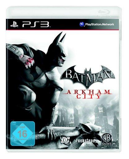Batman - Arkham City (German) (PS3)