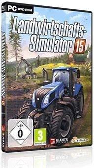 Landwirtschafts-Simulator 2015 (niemiecki) (PC)