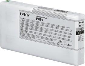 Epson Tinte T9139 schwarz hell hell (C13T913940)
