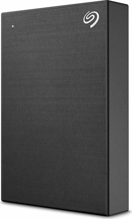 Seagate Backup Plus slim portable [STHP] black 5TB, USB 3.0 micro-B (STHP5000400)