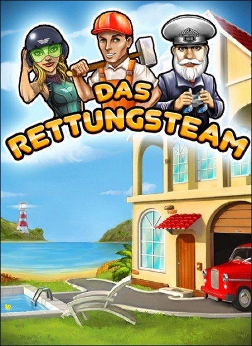 Das Rettungsteam (German) (PC)