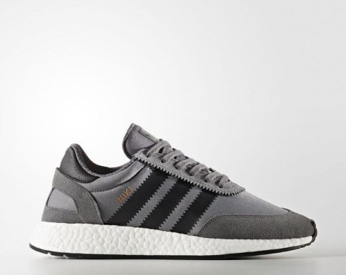 competitive price 1ceef 7fe4c adidas Iniki Runner grey fourcore blackwhite (BY9732) starti