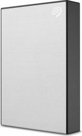 Seagate Backup Plus Slim Portable [STHP] silber 5TB, USB 3.0 Micro-B (STHP5000401)