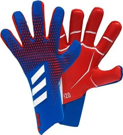 adidas Torwarthandschuh Predator 20 Pro royal blue/active red (FS6579)