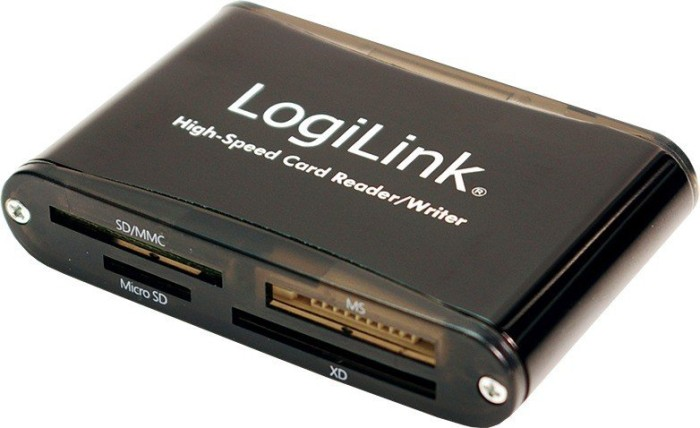LogiLink external Cardreader, USB 2.0 (CR0013)