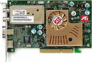 Sapphire The Beast All-In-Wonder 9600 XT, 128MB DDR, DVI, ViVo, TV-Tuner, AGP (21033-01-x0)