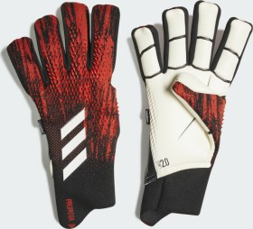 adidas Torwarthandschuh Predator 20 Pro Fingersave black/active red (FH7292)
