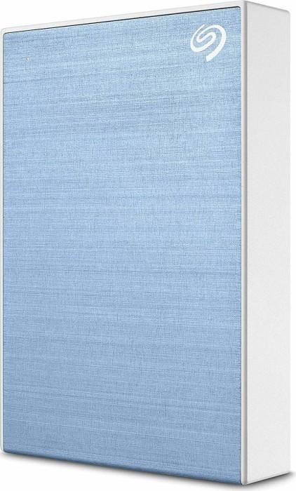 Seagate Backup Plus slim portable [STHP] blue 5TB, USB 3.0 micro-B (STHP5000402)